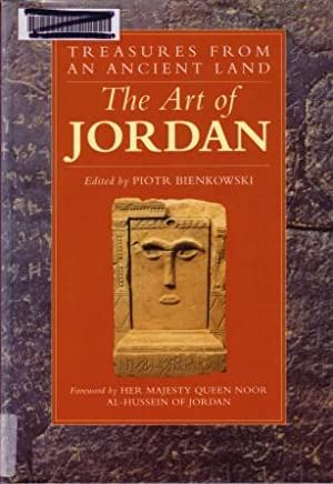 Treasures from an Ancient Land : The Art of Jordan