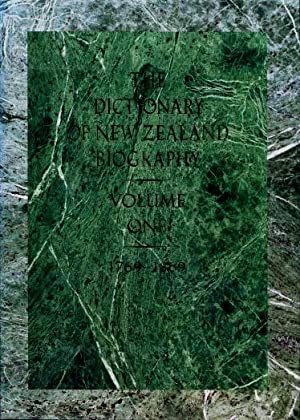 The Dictionary of New Zealand Biography - 5 Volume Set ( Volumes One, Two, Three Four and Five )
