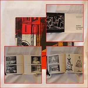 Jevištní výtvarnictví. 1945-1960.: Grossman, Jan u.a.