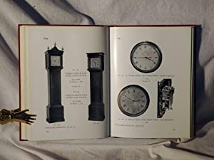 Clock and Watchmaking in Colchester. A history of Provincial Clockmaking from the fifteenth to the ...