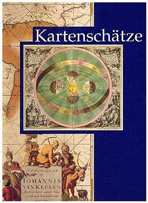 Kartenschätze. Aus den Sammlungen der Staatsbibliothek zu: Antonius Jammers (Hrsg.):