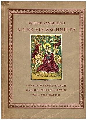 Versteigerungskatalog 154: Sammlung kostbarer alter Holzschnitte des 15. bis 19. Jahrhunderts, ...