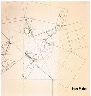Inge Mahn. Ausstellungskatalog.