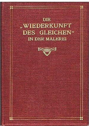 """Die """"Wiederkunft des Gleichen"""" in der Malerei.: Hugo von Reininghaus:"""