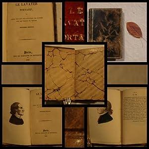 Le Lavater portatif, ou precisde l'art de: Johann Casper Lavater).