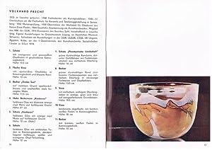 Glaskunst aus Lauscha. Ausstellungskatalog.