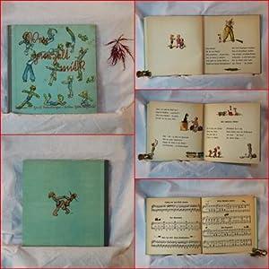 Wer purzelt mit? Ein buntes Buch zum Lesen / Spielen / Singen. Musik: Gretel Wittig &#x2F...