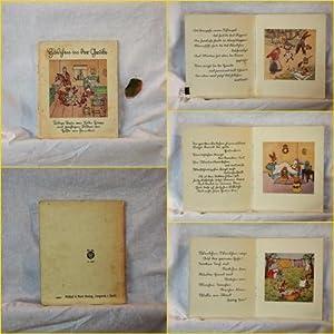 Häschen in der Grube. Lustige Verse von Lotte Huwe mit prächtigen Bildern von Hilde von ...