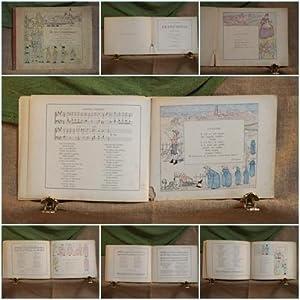 Les chansons de nos Grand'meres. Recueillies par Alfred Godet. Nouvelle edition. Avec ...