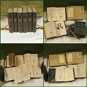 Jeremias Gotthelfs (Albert Bitzius') ausgewählte Werke. Mit einer Biographie des Dichters...