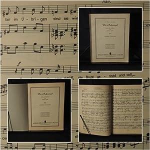 Die Hafenorgel. Lieder nach Gedichten von Hans Leip. Musik von Norbert Schultze.