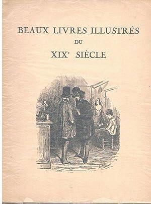 Trés Précieux Ensemble de Livres Illustrés du XIXe. Exemplaires uniques pour ...