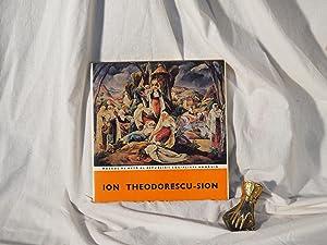 Ion Theodorescu-Sion.: Dona Schobel / Hariton Clonaru (Hrsg.):