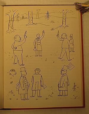 Doctor Billig am Ende. Ein Roman. Mit acht Zeichnungen von George Grosz.: Richard Huelsenbeck: