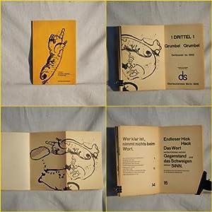 1 Drittel 1. Grumbel Grumbel. Dembowski bis 1965.: Th. Dembowski: