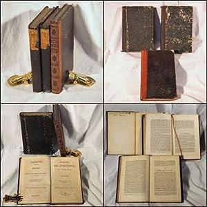 Geschichte des Judenthums und seiner Secten. 3 Bände.: J. M. Jost: