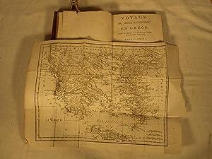 Voyage Du Jeune Anacharsis En GreceDans Le Milieu Du Quatrieme Siecle Avant L'Ere Vulgaire. 7 ...