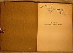 Zeichnungen von Riza Abbasi. Mit 10 Abbildungen im Text und 48 zum Teil farbigen Tafeln.: Friedrich...
