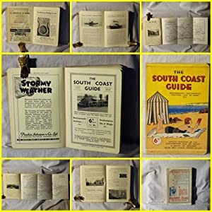 The South Coast Guide. Bournemouth - Southhampton - Southsea - Isle of Wight etc. Offical handboo...