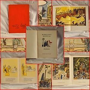 Madelines Rettung. Mit Bildern und nach Versen von Ludwig Bemelmans.
