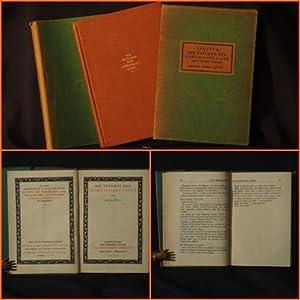 Die Bücher der namenlosen Liebe. Gesammtausgabe. Neue vermehrte Auflage. Als Manuscript ...