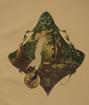 Blumen. Ritornelle von Adolf Frey. Bilder von Ernst Kreidolf.