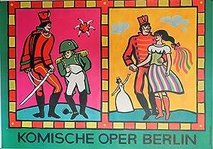 Die Abenteuer des Hary Janos. Komischen Oper Berlin.