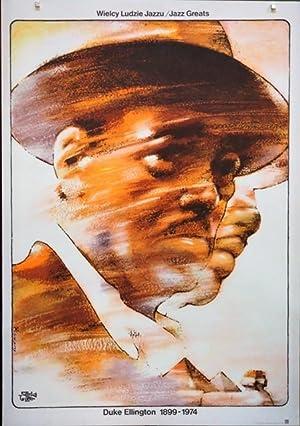 Duke Elington 1899 - 1974. Wielcy Ludzie Jazzu / Jazz Greats.