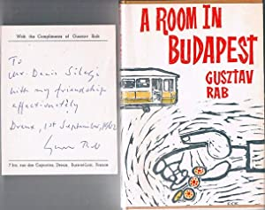 """A room in Budapest. Published in Paris by Flammarion under the title of """"Un Jour a Budapest&..."""