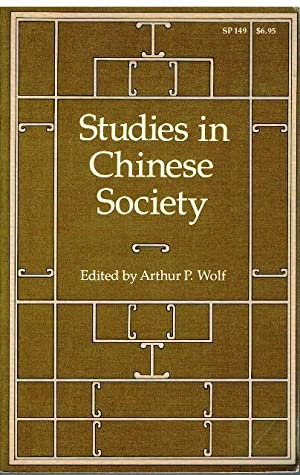 Studies in Chinese Society.