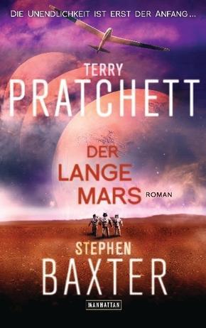 Der Lange Mars - Terry Pratchett, Stephen Baxter
