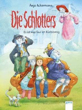 Die Schlotters: Anja Ackermann, Cornelia