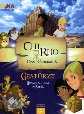 Chi Rho - Gestürzt - Roland Rosenstock, Christine Senkbeil