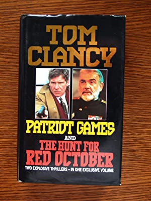 Patriot Games & The Hunt for Red: Tom Clancy