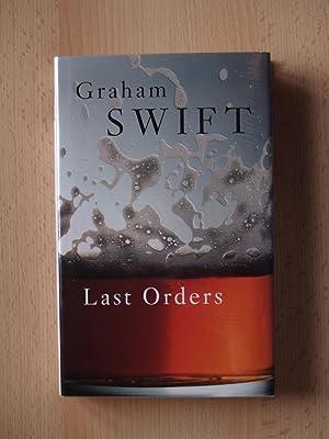 Last Orders: Swift, Graham