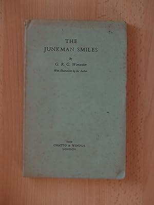 The Junkman Smile (Proof copy)