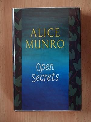Open Secrets: Alice Munro
