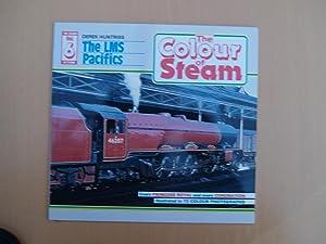 Colour of Steam: London, Midland and Scottish: Huntriss, Derek