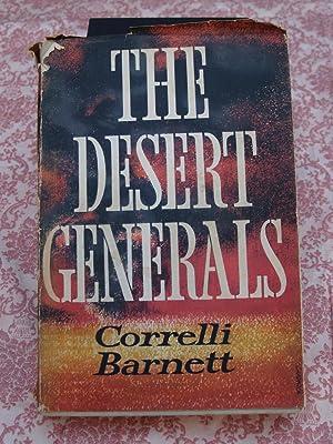 The Desert Generals (Uncorrected Proof Copy): Correlli Barnett