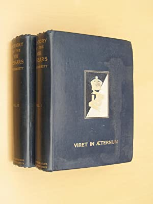 History of the XIII Hussars (Two Volumes): C. R. B. Barrett
