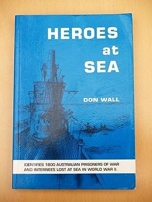 Heroes at Sea: Don Wall