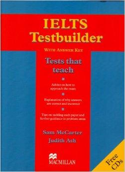 IELTS Testbuilder - Book with Audio-CDs (With: Sam McCarter, Judith