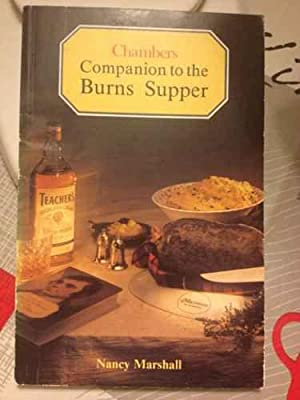 Chambers Companion to the Burns Supper