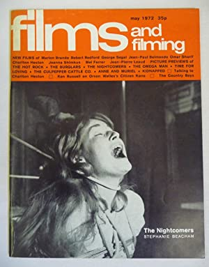 films and filming 212 (vol. 18 no. 8) (May 1972)