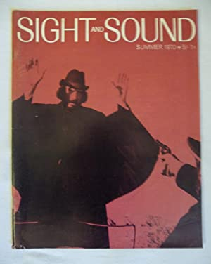 Sight and Sound. 47 issues from vol. 39 no. 1 (Winter 1969/70) to vol. 51 no. 1 (Winter 1981/82).