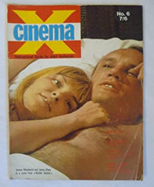 Cinema X. 13 issues from vol. 1 no. 6 to vol. 3 no. 9.