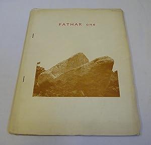 Fathar 1-7 (all published): Duncan McNaughton (ed.)