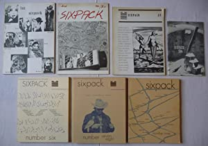 Sixpack 1-9 (in seven volumes) (all published): Pierre Joris and
