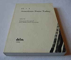 21 + 1 American Poets Today