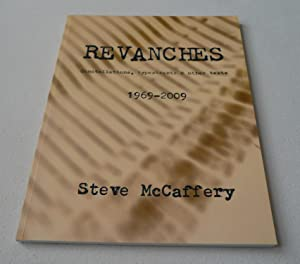 Revanches: Constellations, typestracts & other visual texts, 1969-2009